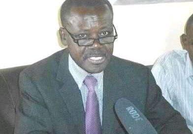 Tchad : Présidentielle 2021 : Célestin Topona nommé directeur de campagne du parti UNDR.