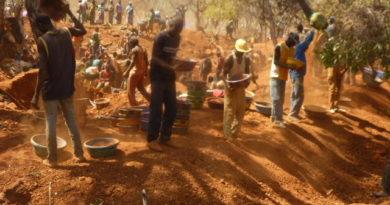 Burkina Faso : l'éboulement d'un site d'orpaillage fait des morts