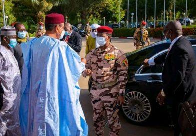 Tchad: Premier déplacement à l'étranger de Mahamat Idriss Déby
