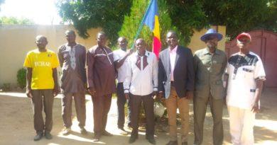 Tchad : le M12R prône la paix et le vivre ensemble dans le sud profond.