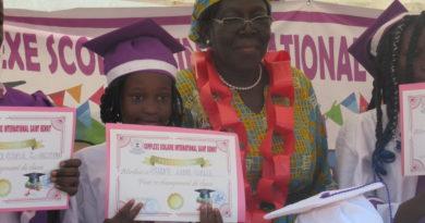 Tchad : Fin d'année scolaire au Complexe scolaire international Saint Benoît : Un bilan satisfaisant pour l'année scolaire 2020-2021.