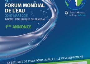 Sénégal : Dakar abritera le 9ème Forum mondial de l'eau, du 21 au 26 mars 2022