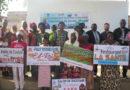Tchad : L'ONG Essor offre des kits pour développer des activités génératrices de revenus aux femmes à N'Djamena.