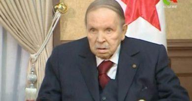 Algérie : L'ex président Abdelaziz Bouteflika est mort !