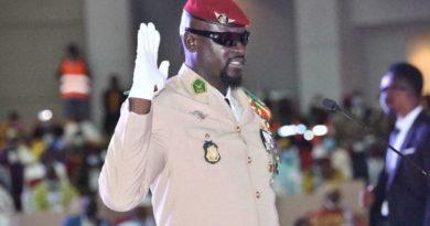 Guinée : Les premières personnalités du gouvernement de transition sont connues