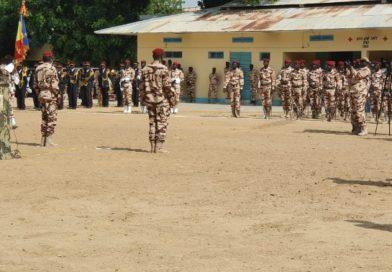 Tchad : Le nouveau commandant du GMIA prend officiellement service
